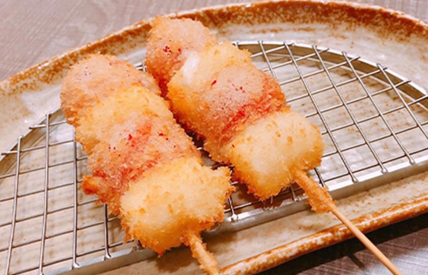 トマトチーズ串